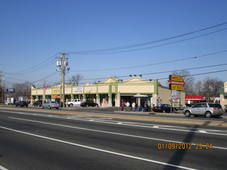 Route 59th, Nanuet at Rockland County, NY.