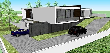 W&C house.