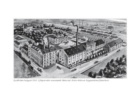 Lyckholm Brewery