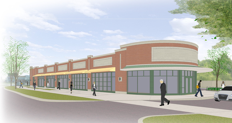 ...Currently designing / detailing a retail building in to be constructed in Cambridge, MA