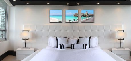 Interior Design, Flamingo Resort Residence, Miami Beach