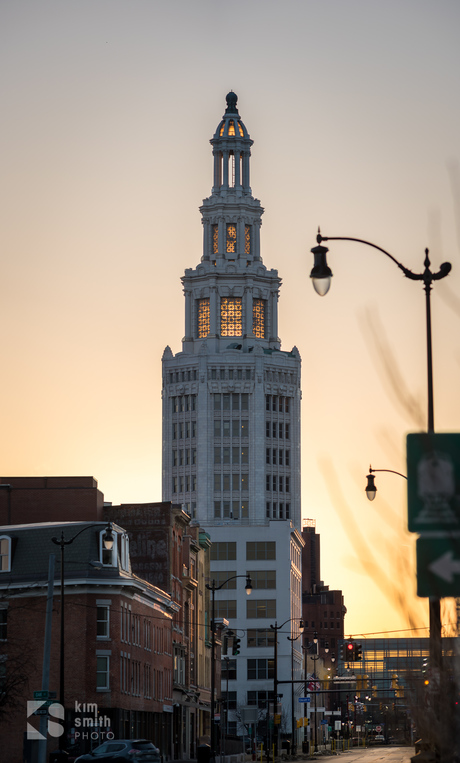 City of Buffalo Collection - Electric Tower
