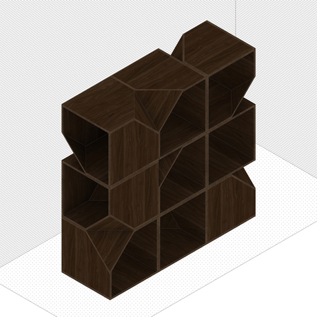 Possible built shelf? Still thinking about how each piece comes together.