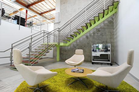 Filmetrics HQ - Phase I Office TI