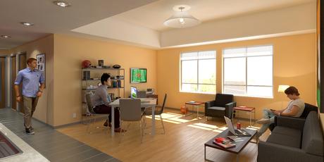 USC Village | Student Housing