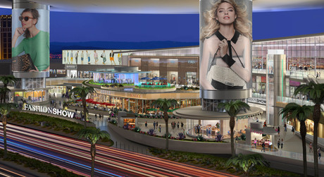 Fashion Show Mall - East Entry Renovation and Expansion
