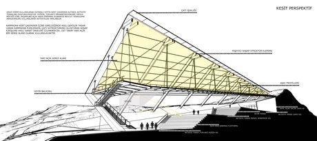 Antalya City Tent