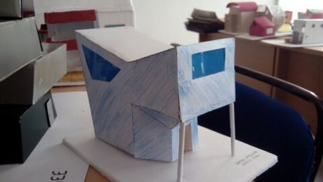 My First Design Problem in My School