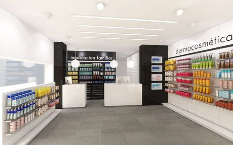 Refurbishment of pharmacies for IPHARMA