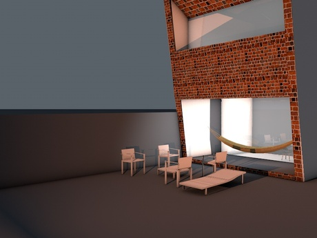 Bavant Road, render view