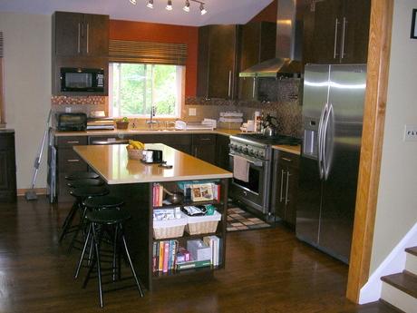 New Kitchen project, Piscataway, NJ