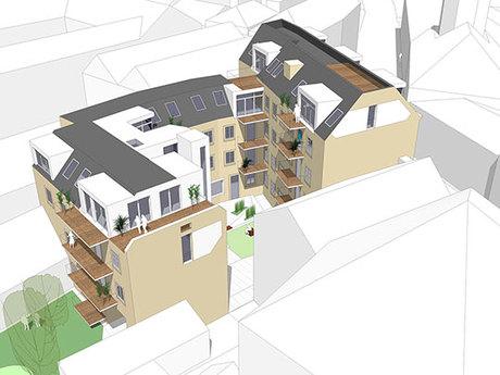 ......roof extension st. pölten