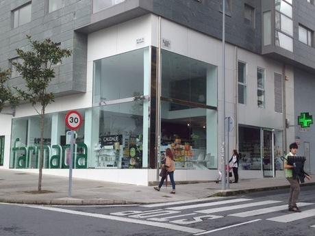 Pharmacies refurbishment for IPHARMA