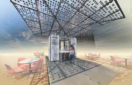 Chicago Biennial Lakefront Kiosk Competition