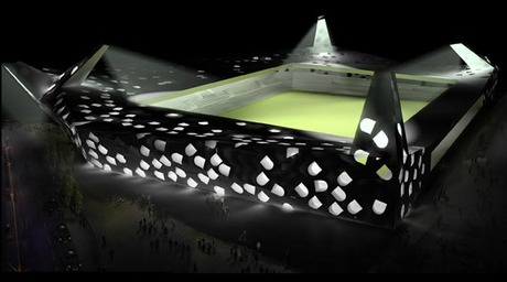 Alcala de Guadaira Stadium Competition