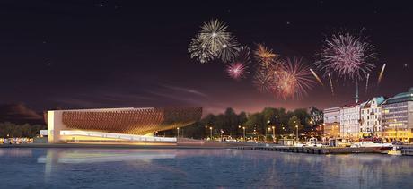 Guggenheim Helsinki Proposal, Finland