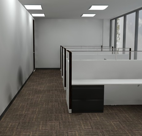 Rendering done for newly built out Denver office