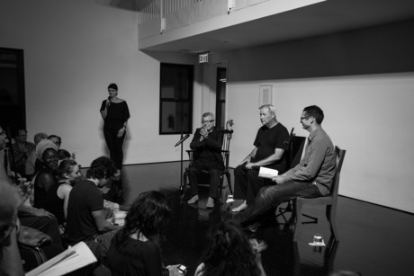 The Language of Creativity: In conversation with Robert Wilson and Daniel Liebskind