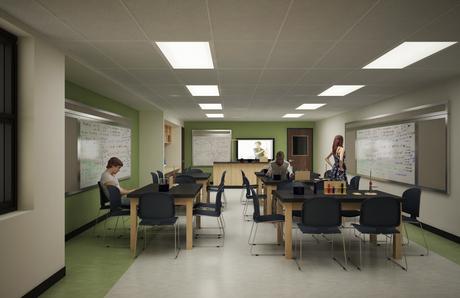 Crotona Academy- Science Lab
