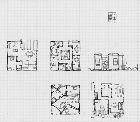 Plan sketches