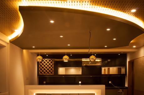 Private Residence, Shanghai, Renovation Close to Completion