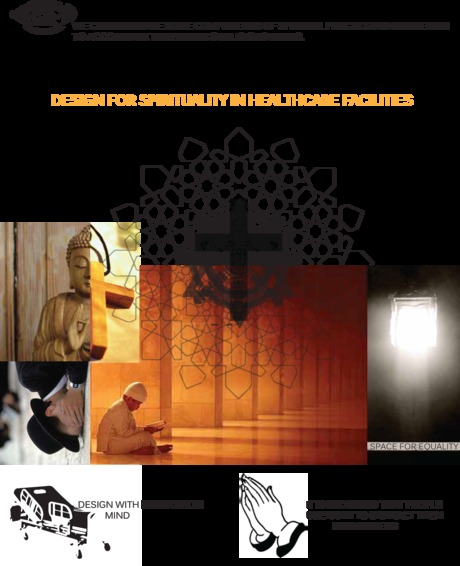 research on spiritual design in healthcare facilities