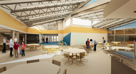 Stirling School Modernization