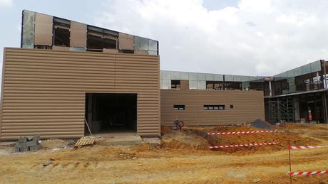E3MG campus, Moanda, Gabon