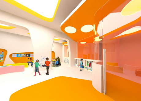 design for UWS nursery school 