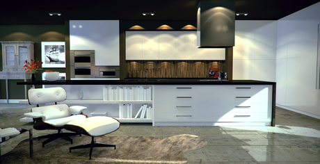 NEW KITCHEN DESIGN - SPACIALISTS