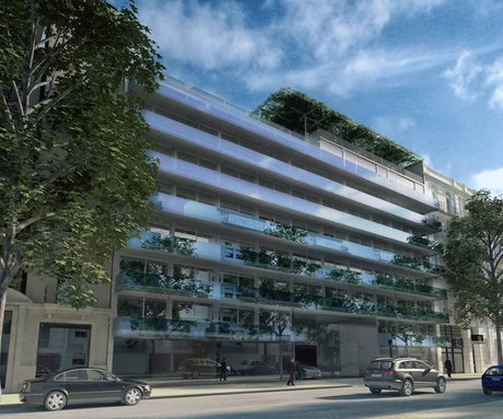Ciudad de la Paz Offices - 74.000,00 ft² - At Estudio Aisenson
