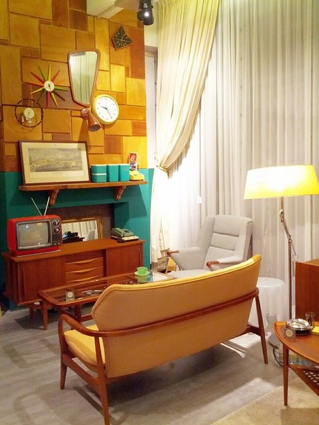 Exhibition of Style of Living room