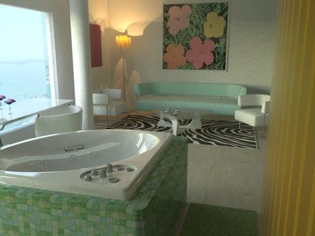 Hotel Guest Suite