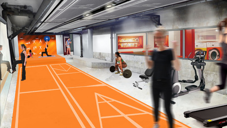 Berkshire Greens Building, Queens - Fitness Room