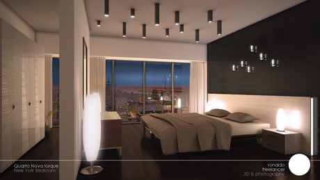 New York - Bedroom