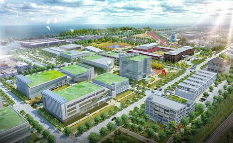 Niagara Falls Urban Design Masterplan