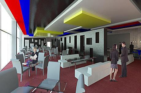 Mondrian Residence_Steak House Restaurant