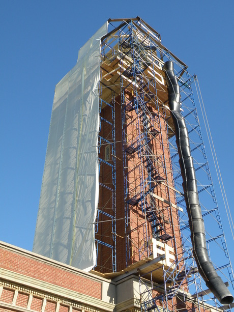 Westchester County Tower & Roof Rehabilitation