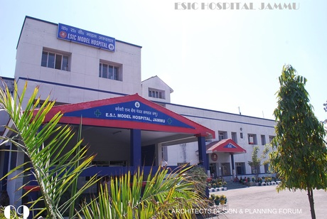 ESIC HOSPITAL BARI-BRAHMNA JAMMU