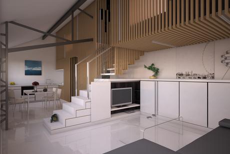 Furniture design in Paris