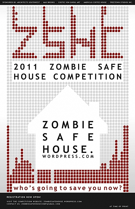Starting design for 2011 Zombie Safe House Competition