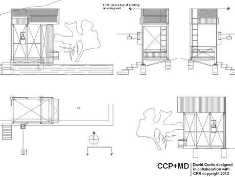 finishing the design review set for the CCP + MD project