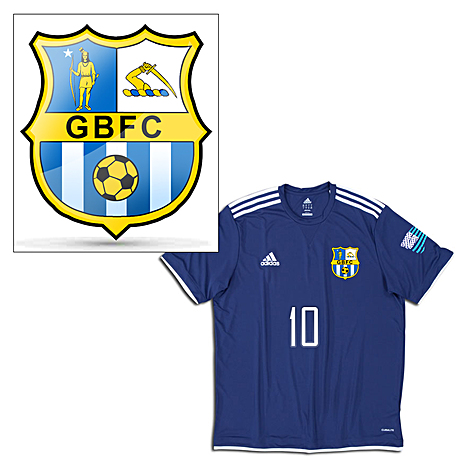 logo design for our soccer teams new jerseys (ghetto boyz)