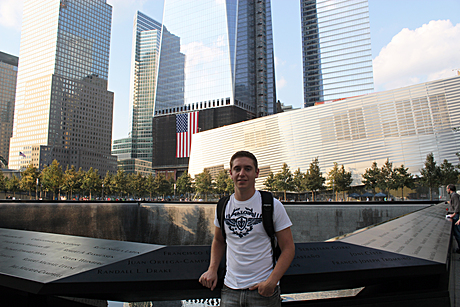 Visited the New 9/11 Memorial - More Pics on Flickr