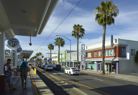 Long Beach Facades Project Complete