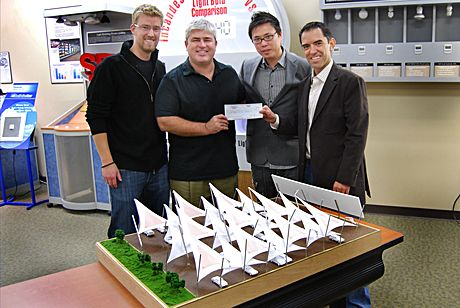 SKYShades_CCSE 09 Design Winners