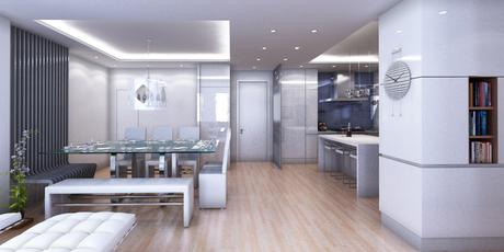 Manhattan Interior Residential Design - Under Construction