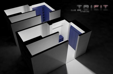Lockers TriFitLA