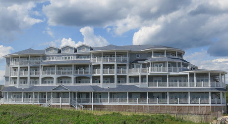 Noticed the opening of the Madison Beach Hotel this summer looks remarkably like the orginal design.