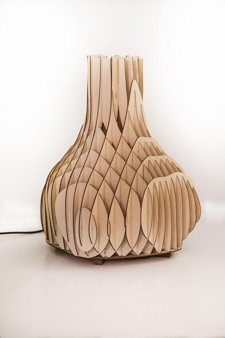 My new design of table/floor light